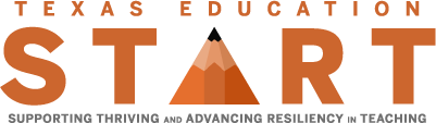 The Texas Education START logo.